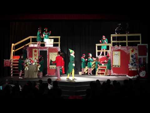 Elf The Musical performed by Dutchtown High School