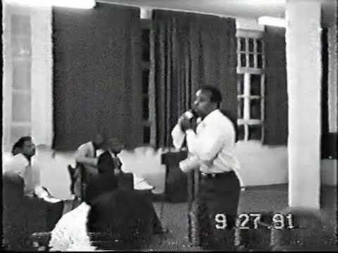 Apostle Darryl McCoy Germany 1991 pt 1 - YouTube