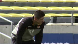 Marco Antonio Palacios motivado por jugar con Monarcas