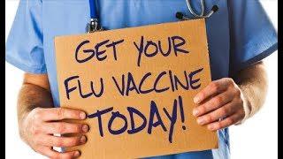 Прививка от гриппа и новая медицинская страховка
