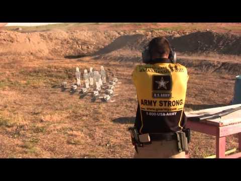 SSG Daniel Horner - 2011 Ironman 3-gun match