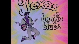 Ray Sharpe - Texas Boogie Blues ( Full Album ) 1980