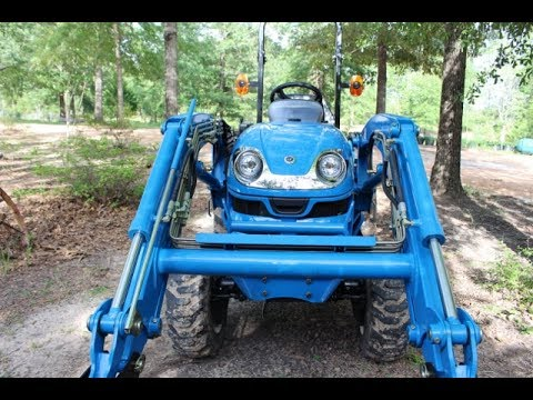 XJ2025 LS Tractor Review