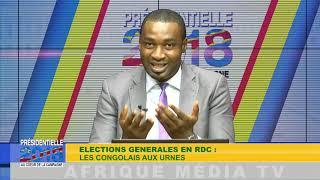 PRÉSIDENTIELLE RDC 30 12 18