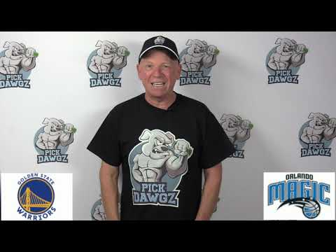Golden State Warriors vs Orlando Magic 12/1/19 Free NBA Pick and Prediction NBA Betting Tips