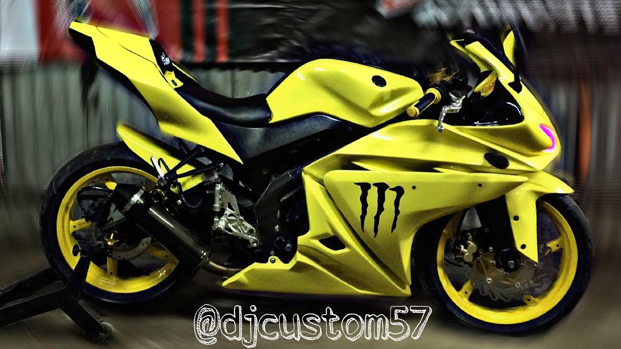 Modifikasi Yamaha Vixion Old - Bro Edi  Dj Custom