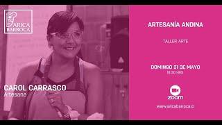 Escuela Taller Sarañani - Curso Artesanía Andina