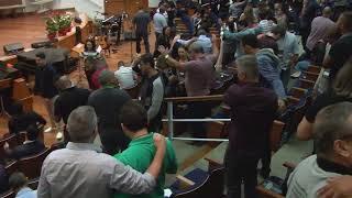 2020/02/10   14:30 h - Palestra com Pr. Arival Dias Casimiro