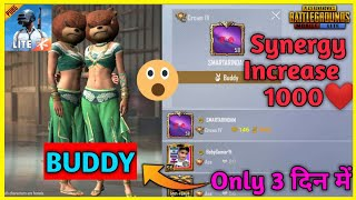 How To Increase  Synergy Point In Pubg Mobile Lite || Pubg Lite