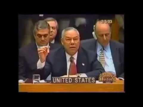 11 septembre 2001 Powell 9/11 – Colin Powell à l'ONU 5 février 2003 [LD]
