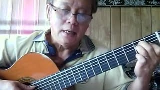 Tình Khúc Tháng Sáu (Ngô Thụy Miên - thơ: Nguyên Sa) - Guitar Cover by Bao Hoang