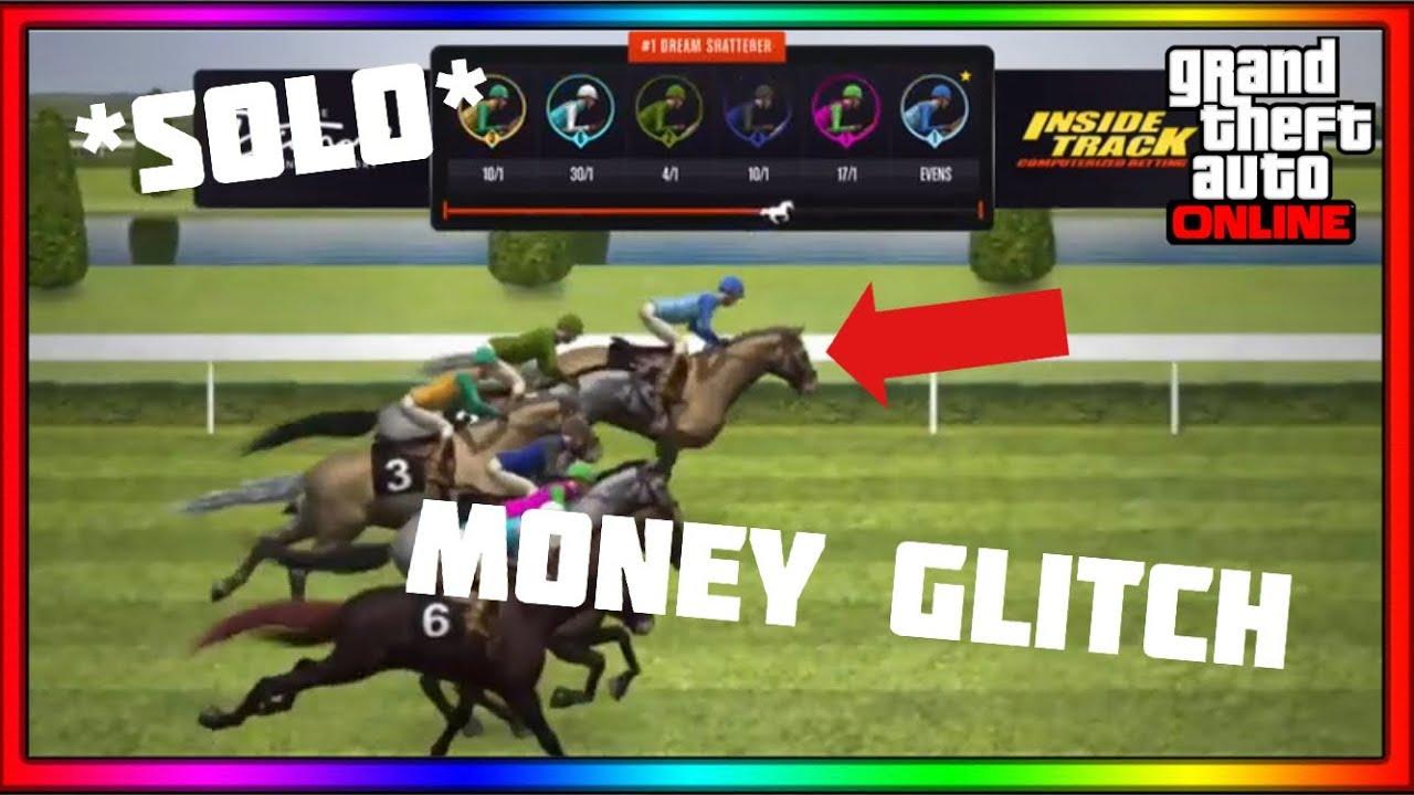 Gta Online Casino Horse Racing Glitch