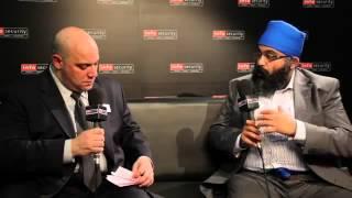 Infosecurity Magazine Interview Amar Singh CISO News International