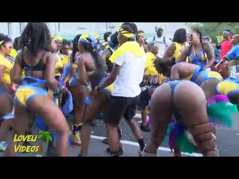 Brooklyn Labor Day Parade 2016 Bajan Paradise Band