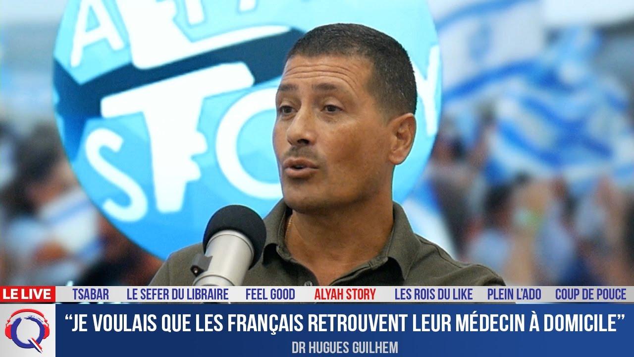 """""""Je voulais que les Français retrouvent leur médecin à domicile"""" - Alyastory#532"""