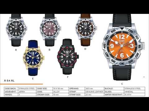 Steven Land Watches (all products)