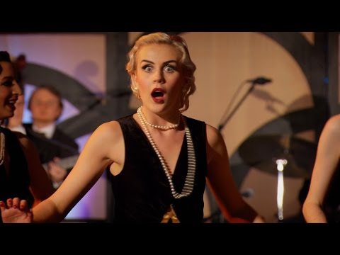 1920s cabaret curls with the Gatsby Girls - Hair: Series 2 Episode 2 - BBC Two