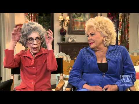 The Nanny Reunion Interview with Ann Guilbert and Renee Taylor on Happily Divorced