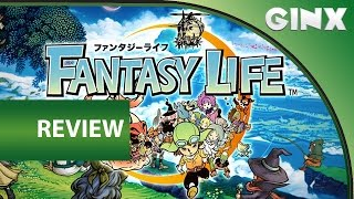 Fantasy Life - Review