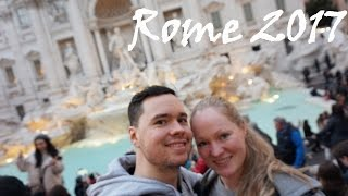 Rome Holiday 2017 Montage