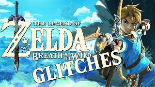 Glitches in Breath of the Wild! Infinite Stamina, Clipping, No Fall Damage, and more!
