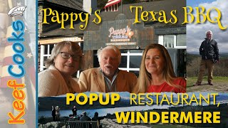 Windermere Roadtrip | Pappy's Texas Barbeque Popup Restaurant