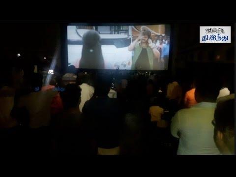 Bairavaa First Show Fans Reaction | Vijay | Keerthi Suresh | Sathish | Santhosh Narayanan