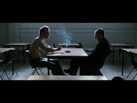 Hunger (2008) — The priest tries to talk Bobby Sands out of his protest