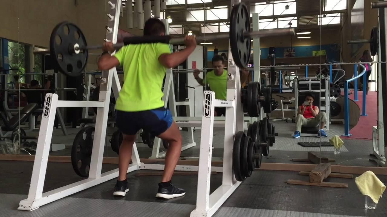 Rutina de pierna gym principiantes
