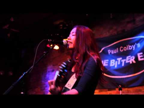 Martina San Diego - Wanted (Acoustic) @ The Bitter End, NYC