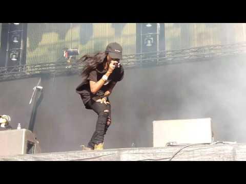 Angel Haze - Battle Cry (Live@Bråvalla) 4K