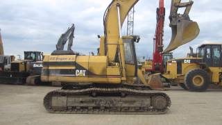 Caterpillar 320L, Stock number 00024653 @ BIG Machinery