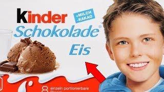 Kinderschokolade gibt es bald als Eis - was es damit auf sich hat