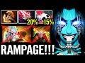 Phantom Assassin LATE Game Build - RAMPAGE EZ game for sure Dota 2
