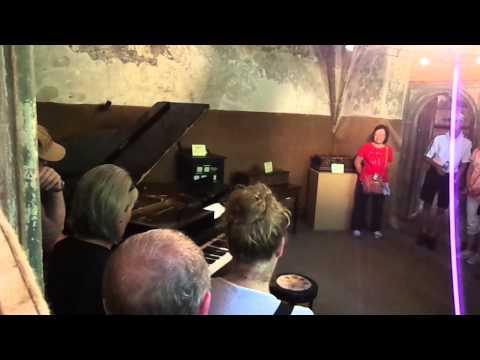 Siegfried's Musikkabinett