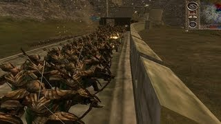 Third Age Total War Battle: The Siege of Helm's Deep [The Lord Of Rings] By Magister thumbnail