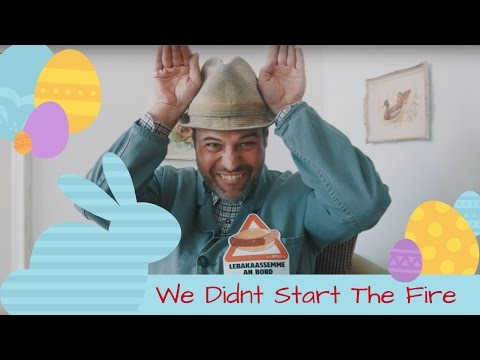 We didn't start the fire - Cover / Parodie (Studiotechniker Nullinger)