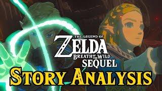 Zelda Breath of the Wild Sequel - Story Analysis