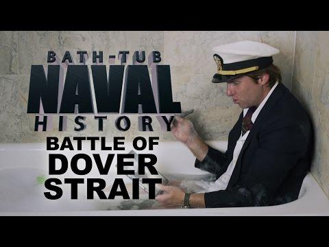 Bath Tub Naval History - Dover Strait
