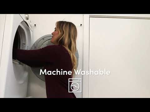 Meet The First Machine Washable Rug