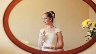 Любовь похожая на сон - красивая свадьба в Молдове
