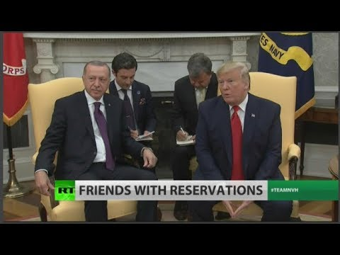 RT America: Trump 'determined to work with Erdogan' – fmr Pentagon official