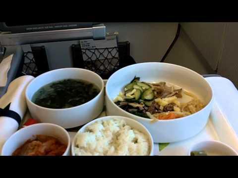 Vic´s South Korea Calling-The flight to Seoul