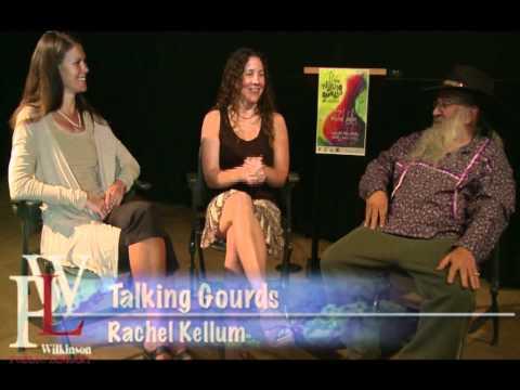 Talking Gourds Interview with Rachel Kellum