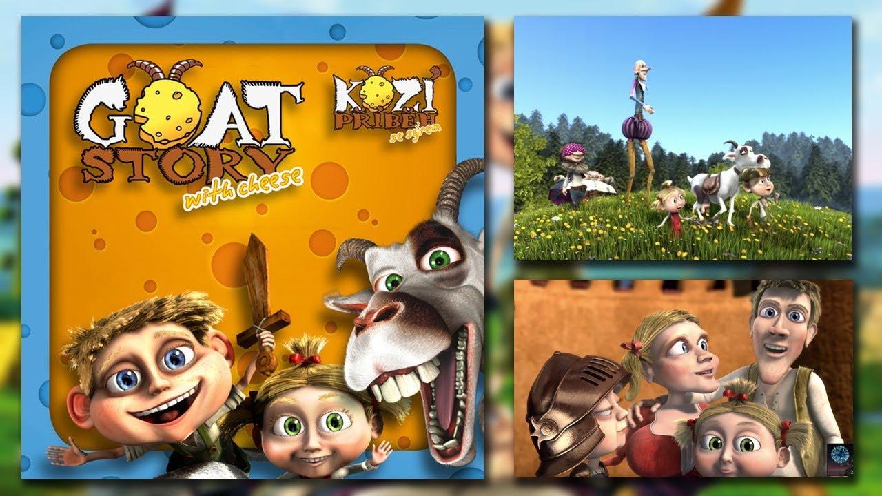 Die besten Kinderlieder aus animierter Märchen - Deutsch - Schlau wie eine Ziege 2