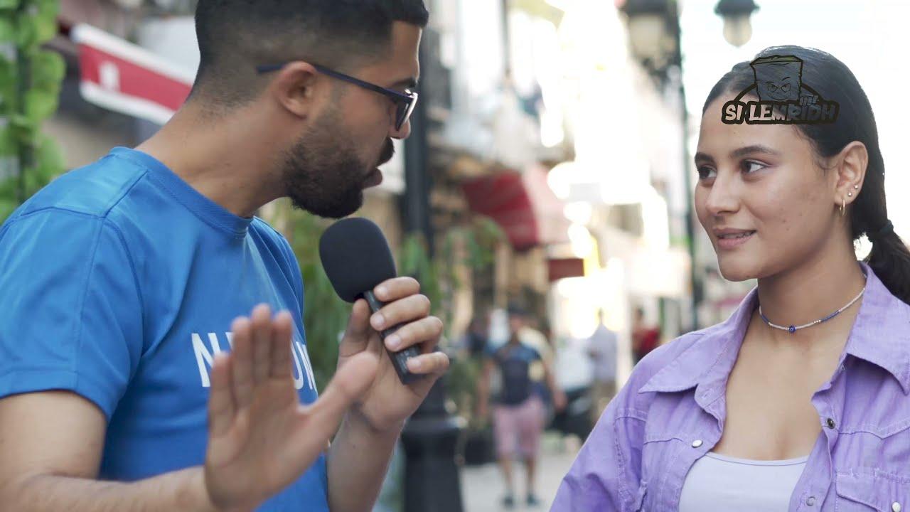 😄😄 سئلنا النساء شنوة الحاجة إلي يعملها راجلك و إلى خطيبك تخليك تبعد عليه ( برشة ضحك )