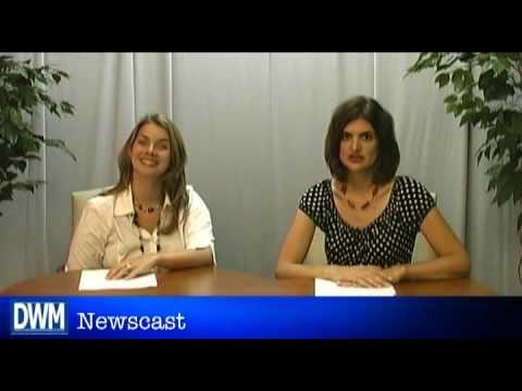 DWM July 14, 2009 Newscast