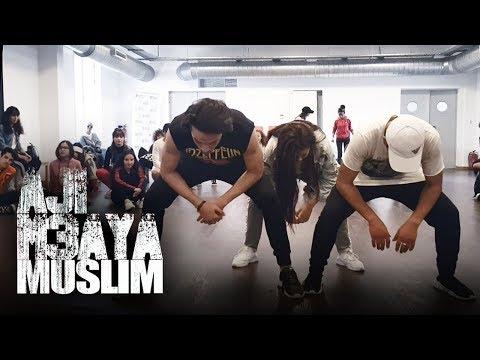 Muslim - Aji M3aya   مسلم ـ أجي معايا   Dance Choreography by Zakaria Hitouche