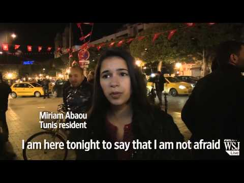 Tunisians Rally Against Terror After Museum Attack