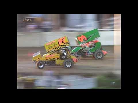 410 Sprints - Fremont Speedway 4.21.2007